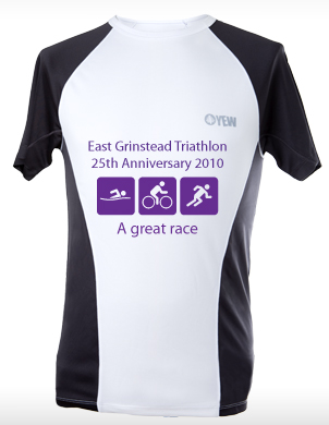Men's Charity Race Top